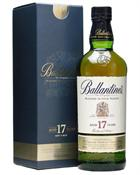 Ballantines 17 år Blended Whisky 43%