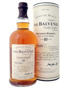 Balvenie Founder´s Reserve 10 år Extra Quality 1 liter Old Version Single Speyside Malt Whisky 40%