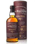 Balvenie 17 år Doublewood Single Speyside Malt Whisky 43%