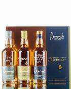 Benromach Giftbox Miniature / Mini Bottle 3x20 cl Single Speyside Malt Whisky 43-46%