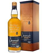 Benromach 10 år Single Speyside Malt Whisky 43%
