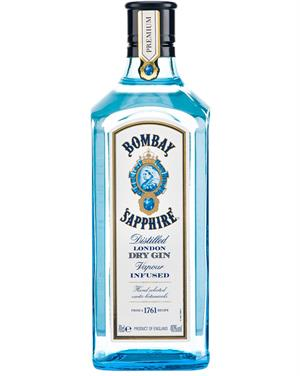 Bombay Saphire Premium London Dry Gin England 70 cl 40%