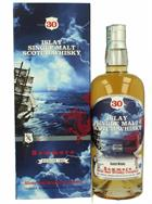 Bowmore 1983/2013 Silver Seal 30 år Single Highland Malt Whisky 48,8%