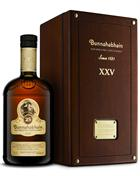 Bunnahabhain XXV 25 år Single Islay Malt Whisky 46,3%