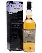 Caol Ila Unpeated 18 year old 2017 Single Islay Malt Whisky 59,8%