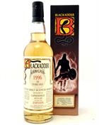 Caperdonich 1996/2014 Raw Cask Blackadder 18 year old Single Highland Malt Whisky 50.2%
