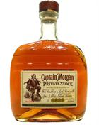 Captain Morgan Private Stock 1 liter Fine Puerto Rican Rum 40%