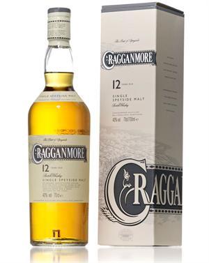 Cragganmore 12 229 R Single Speyside Malt Whisky 40