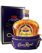 Crown Royal  Blended Canadian Whisky The Crown Royal Distilling Company Canada40%