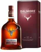 Dalmore 12 år New version single Highland malt whisky 40%