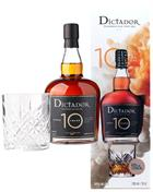 Dictador 10 year old giftbox
