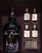 Dos Maderas Giftbox Ron Añejo 5+5 years old with Miniature Rum 2,2 cl 40%