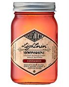Everclear Cinnamon Moonshine Original USA Grain Spirit 50 cl 40%