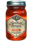 Everclear Peach Moonshine Original USA Grain Spirit 50 cl 40%