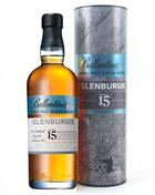 Glenburgie 15 år Ballantines Single Malt Scotch Whisky 40%