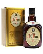 Grand Old Parr 12 år 1 liter Blended Malt Whisky 40%