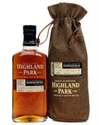 Highland Park Dannebrog Single Orkney Malt Whisky 60,3%