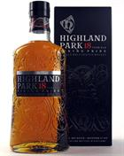Highland Park 18 year old Single Orkney Malt Whisky