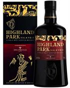 Highland Park Valkyrie Jim Lyngvild Single Orkney Malt Whisky 45,9%
