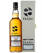 An iconic Speyside 2008/2016 The Octave 7 år Duncan Taylor Single Speyside Malt Whisky 53,6%