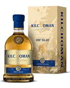 Kilchoman 100% Islay 4 th Release Single Malt Whisky 50% - Limited Release