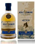 Kilchoman 100% Islay 2'nd Release Single Malt Whisky 50% - Limited Release