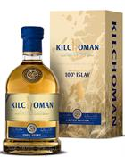 Kilchoman 100% Islay 5th Release Single Malt Whisky 50% - Limited Release