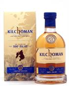 Kilchoman 100% Islay 7'th Release Single Malt Whisky 50% - Limited Release