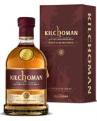 Kilchoman Port Cask 2014 Limited Release Islay Whisky 55%