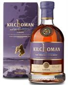 Kilchoman Sanaig Single Islay Malt Whisky 46%
