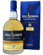 Kilchoman 2007/2010 Single Cask FC Whisky Denmark 1 Islay Malt Whisky 62,4%