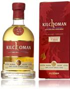 Kilchoman 2008/2011 Single Cask FC Whisky Denmark 5 Islay Malt Whisky 61%