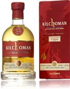 Kilchoman 2006/2014 Single Cask FC Whisky Denmark 11 Islay Malt Whisky 55,9%