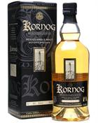 Kornog Taouarch Pevared 2012  / Glann ar Mor French Single Malt Whisky 46%