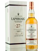 Laphroaig 27 years old Single Islay Malt Whisky 41,7%