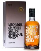 Mackmyra gruvguld Single Malt Whisky 46,1%
