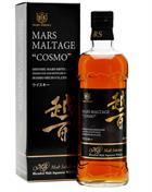 Mars Maltage COSMO Japanese Blended Whiskey 70 cl Whisky Japan 43%