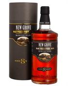 New Grove 8 years Old Tradition Mauritius Island Rum 40%