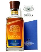 Nikka 12  Blended Whisky Japan 43%