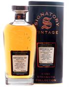 North British 1997/2012 Signatory 15 år Denmark Cask Single Grain Scotch Whisky 54,5%