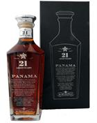 Rum Nation Panama Decanter The Original Still 21 years Rum 40%