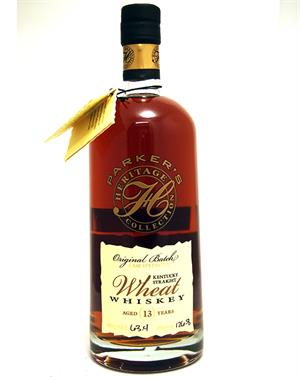 Parkers Heritage Collection 13 year old Kentucky Straight Wheat Whiskey 63,4%