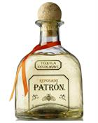 Patron tequila ultra premium 100% Agave