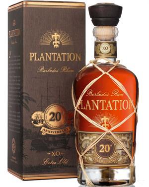 Plantation XO 20 th Anniversary Ekstra Old Barbados Rum 42%