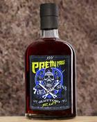 Pretty Maids Gluttony no 2 RomDeLuxe Blended Rum 42%