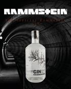 Rammstein Gin Premium Dry London Gin England 70 cl 40%