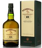 Redbreast 15 year old Single Irish Pure Potstill Whiskey Irish Old Version 46%