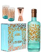 Silent Pool Gin Prestige Box Premium London Dry Gin England 70 cl 43%