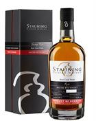 Stauning Rye 2019 Rum Cask Finish Dansk Single Malt Whisky 46,5%