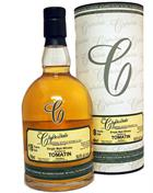 Tomatin 1990/2009 Clydesdale 18 year old Single Highland Malt Whisky 56,6%